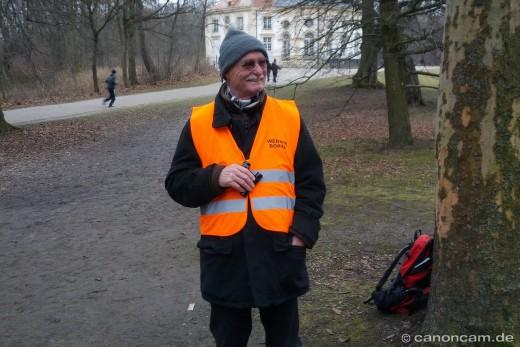 Ein ganz besonderer Kauz - Werner Borok 01/2014