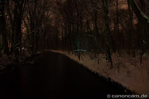 Leuchtstufe Low = 5 Lumen - Fenix LD41 Taschenlampe