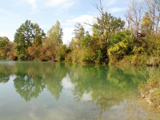See im Donaualtwasser Schnödhof