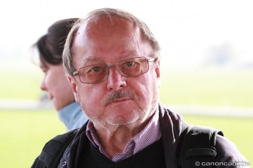 Kurt Scholz berichtet über die Entstehung des Freisinger Niedermoors