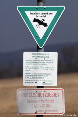 """Vogelschutzgebiet """"Streuwiesen um Raisting"""" bzw. Raistinger Wiesen"""