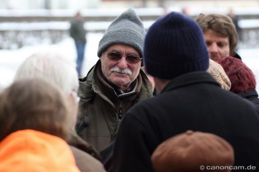 Werner Borok informiert über Eulen