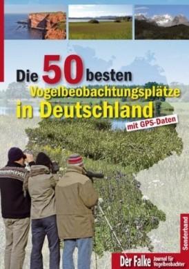 Falke Sonderband - Vogelbeobachtungsplätze in Deutschland