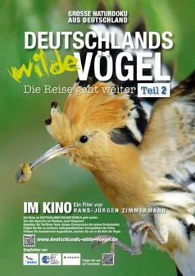 Deutschlands wilde Vögel - Teil 2 - im Kino