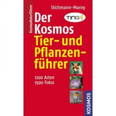 Kosmos Tierführer mit TING-Hörstift-Option