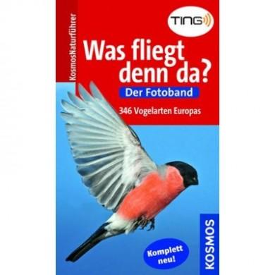 Kosmos Vogelführer mit TING-Option