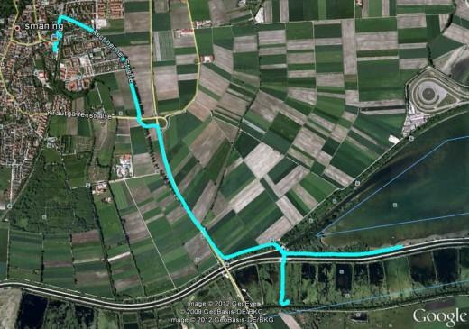 Vogelwanderung Ismaninger-Teichgebiet - abgebrochen wg. Regen